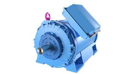 Water Cooled Motors