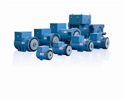 Low Voltage Generators For Industrial Applications