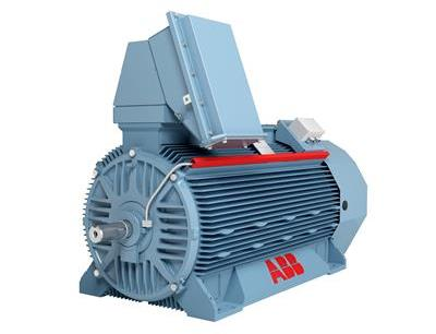 Rib Cooled Squirrel Cage Motors